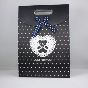Customise Paper Gift Bag for Cloths and Crafts/Bags pictures & photos