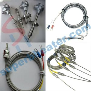 Industry Thermocouple K J S N T Type Sensor Connectors Omega Quality Thermocouple Temperature K Type Termocupla J Type Thermocouple pictures & photos