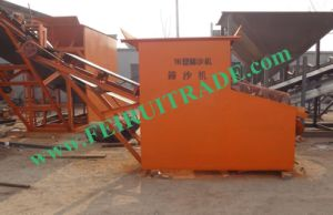 Madagascar Trommel Drum Screen Separator pictures & photos