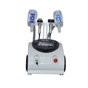 Fast Fat Reduction Cryolipolysis Cavitation RF Beauty Machine pictures & photos