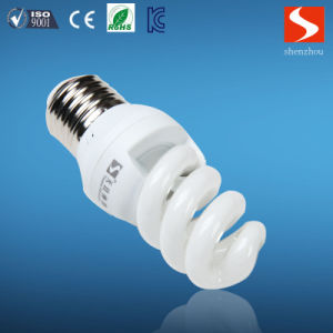 Full Spiral 11W Energy Saving Bulbs, Compact Fluorescent Lamp, CFL pictures & photos