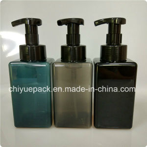 450ml Black Plastic Foam Bottle for Body Wash