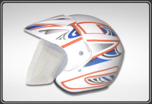 Open Face Motorcycle Helmet (JL-701)