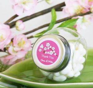 Glass Candy Jar with Lid pictures & photos