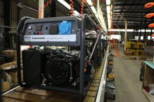 5kVA Coppering Alternator Powered Portable Gasoline Generator pictures & photos