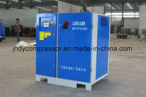 Air/Water Cooled Screw Type Air Compressor pictures & photos