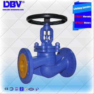 DIN Standard Handwheel Gear Casting Flanged Gate Valve