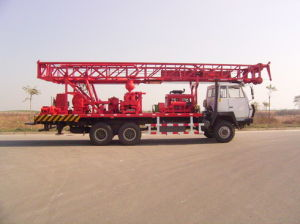 Truck-Mounted Water Well Drilling Rigs