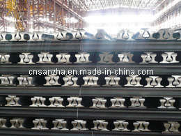 Indian Standard Steel Rail (ISCR50, ISCR60, ISCR70, ISCR80, ISCR100, ISCR120)