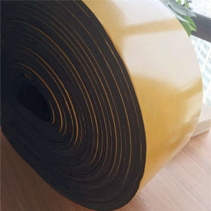 Self Adheisve EPDM Foam Neoprene Foam EVA Foam for Sealing pictures & photos