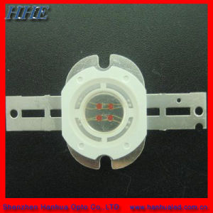 5W Red High Power LED (Ultra Bright) (HH-5WB1BR22M)