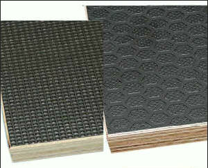 Anti-Slip Film Faced Plywood for Construction