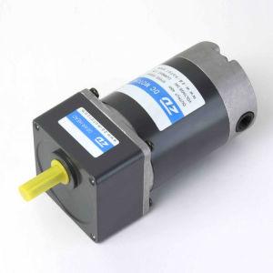 12V, 24V, 90V DC Gear Motor (60mm 6, 10, 15W) pictures & photos