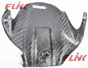 Motorcycle Carbon Fiber Parts Rear Hugger (H1022) for Honda Cbr 1000rr 04-06 pictures & photos