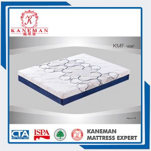 Latex Foam Mattress High Density Cool Gel Memory Foam Mattress pictures & photos
