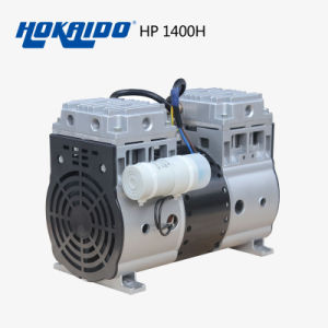 Hokaido Oil Free Air Compressor (HP-1400H) pictures & photos