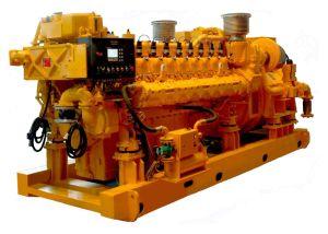 MTU Natural gas generator set(1375KVA/1100KW)