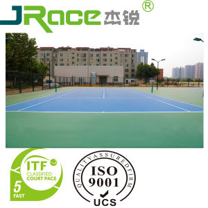 Polyurethane Weather Resistant Basketball Court Floor Coating Sport Surface pictures & photos