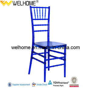 Hot Sale Resin Wedding Chiavari Chairs for Rental pictures & photos