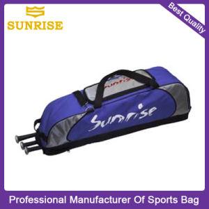 Custom 600d Polyester Fabric Baseball Compact Tote Bag (#BB4020)