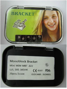 MIM Orthodontic Bracket 022 with New Packing (Top sale) pictures & photos