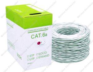 1g Base, CAT6A Bulk Cable, 250MHz, Dual Shielded pictures & photos