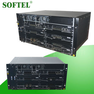 """1.25gbps 19"""" 5 U Gepon Olt with Optional SFP Pon Ports (Maximum 40 PON Ports) FTTX Optical Line Terminal in 2014 pictures & photos"""