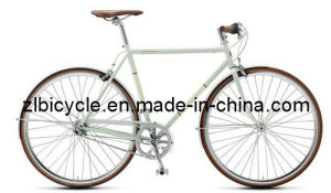 26 Inch High Quality 3 Speed Men City Bicycle pictures & photos