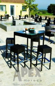 Garden Furniture/Outdoor Furniture Rattan Bar Set Jamaica Bar Set pictures & photos