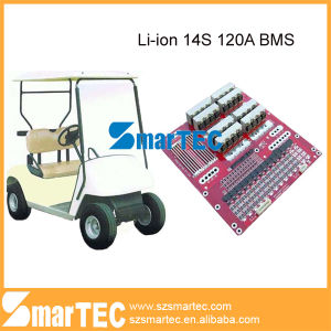 48V Li-ion Battery PCB 13s for Club Car