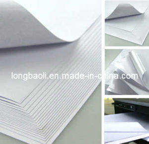 Self-Adhesive Photo Paper