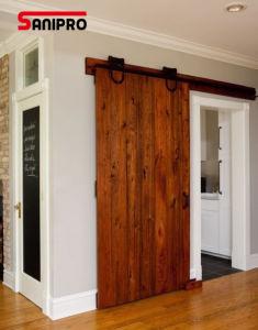 Sliding Barn Door Wood Door Closet Door Hardware Sliding Track pictures & photos