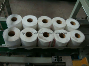 Semi-Automatic Toilet Paper Multi Roll Wrapper Machine pictures & photos