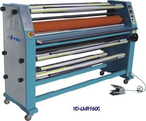 Double Sides Heavy-Duty Industry Roll Hot Laminator (YD-LMR1600) pictures & photos