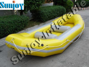 Inflatable Drift Boat (4 person Inflatable Drift Boat)