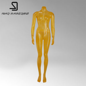 Colorful Headless & with Head Male/Female Clothes Display Mannequin pictures & photos