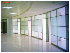 Partition Wall System/Glass Partitions/Neuwall (NG-28) pictures & photos