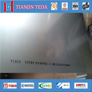 304 304L 316 316L Decorative 4X8 Stainless Steel Sheet pictures & photos