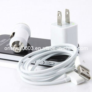 3 in 1 Charger Kit for iPhone 4 4s (OT-49)