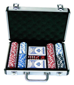 Poker Chip Set (P-02)