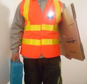 New! High Brightness Wearable/Badge Versatile LED Flashlight pictures & photos