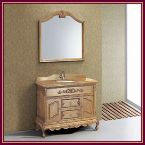 Classic Bathroom Cabinet, Vanity Unit, Wooden Bathroom Cabinet (K-6022)