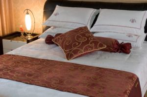 Hotel Textile Bedding pictures & photos