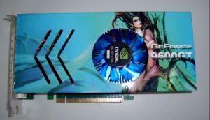 Nvidia Geforce 9600GT