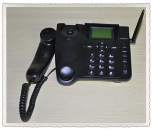 GSM FWP/GSM Fixed Phone/GSM Fixed Wireless Phone With Two-Way SMS Function (Etross-6288) pictures & photos