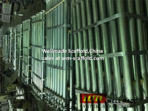 Construction Concrete Slab Formwork Props Adjustable Steel Prop pictures & photos