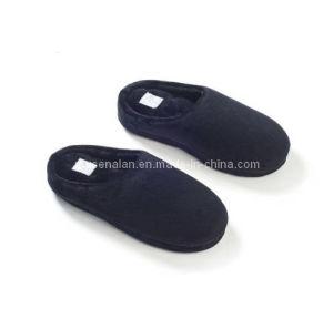 Ladies′ Soft Bottom Slippers (MASL011)