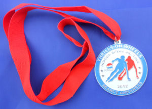 Custom Sport Medal with Ribbon (ASNY-JL-MM-12111504) pictures & photos