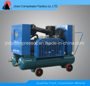 Small Direct Driven Screw Compressor pictures & photos