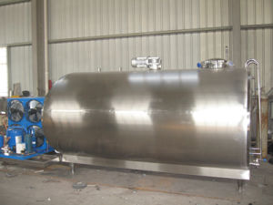 Sanitary Storage Tank Design (ZONX-T-002)